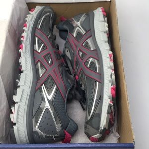 ASICS Women's Gel-Scram 3 Running Shoe, 8.5 US
